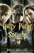 Harry Potter Sprüche by MaggieJohnson25