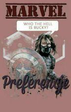 Marvel Preferencje by Karo_Mak