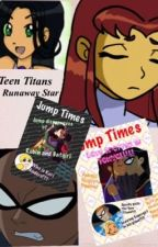 Teen Titans :A runaway star by TheDoodleDearest