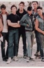 The outsiders (my story) by pinksparkly31