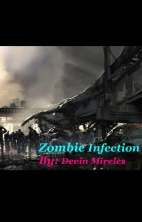 Zombie Infection by DevinMireles