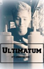 Ultimatum | l.h. by z4rrybieber