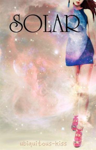 Maki: SOLAR by Ubiquitous-Kiss