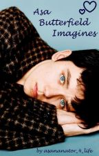 Asa Butterfield imagines by asanator_4_life