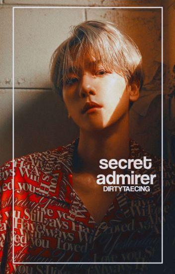 SECRET ADMIRER. / b.b.h + p.c.y