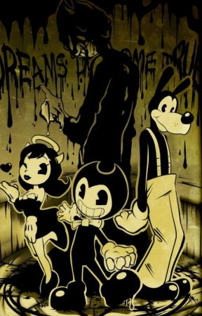 Ink Stains (Bendy x Reader)  by Miroka17