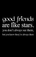 Friend quotes by missunderstoodpanda