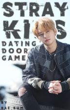 stray kids || dating door game by bae_bum
