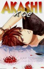 Akashi X OC ( kuroko no basket) by Kay-Toshiro