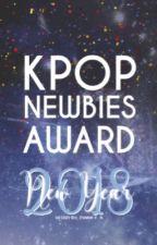 Kpop Newbies Awards: 2018 New Year by mcdbai56