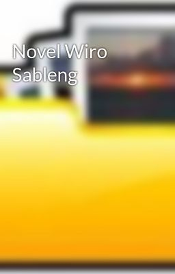 Novel Wiro Sableng