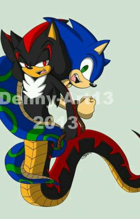 sonadow) me and the snake  - CHAPTER 7: lemon - Wattpad