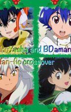 bdman & inuyasha fanfic crossover by samuru23shigami