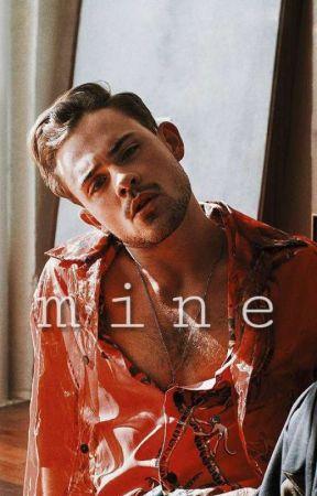 mine ☆ dacre montgomery  by peakybIinders