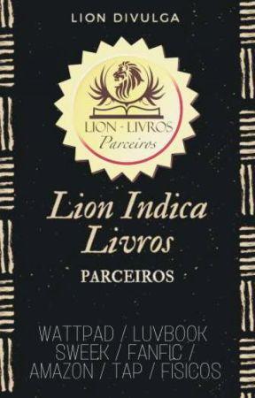 Lion Indica Livros - Parceiros by lionlivroswattp