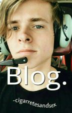 Blog. ✨ by -radioactivegirl