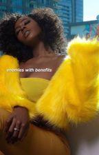 frenemies with benefits | jaele (under construction) by multifantics