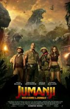 Welcome to the Jungle (Jumanji X Reader) by IMax_C0