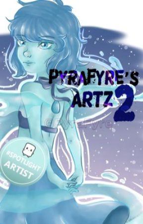 PyraFyre's ARTZ [[2ND EDITION]] by PyraFyre