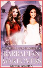 Sashelle and Jasminda Barbadian Makeovers. Completed. by Golden-author