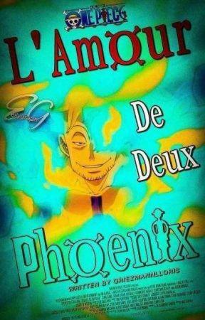 l'amour de 2 phénix  by griezmannlloris