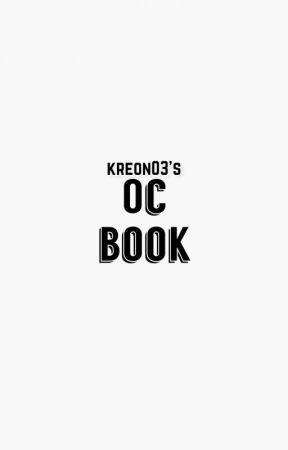 O C · B o o k by kreon03
