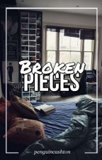 broken pieces 》 muke/cashton by penguincashton