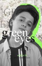 green eyes ;; noah schnapp 【G.E.1】 by -wolfhxrdslove