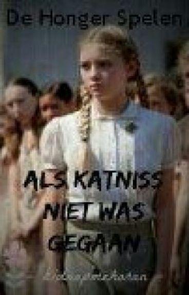 De Honger Spelen als Katniss niet was gegaan | deel 1 |