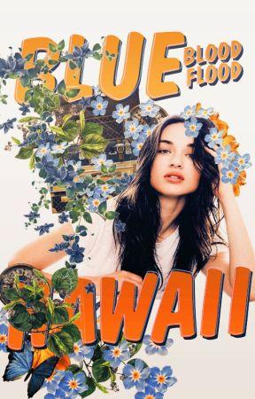 Blue Hawaii ⋆ Remus Lupin by bIoodflood