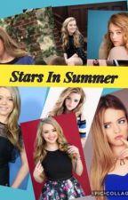 Stars in Summer. by RobotReads2K17