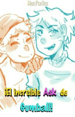 ¡El increíble ask de Gumball! by MiselPineTree