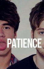 Patience | Cake AU  by hoodinxgs