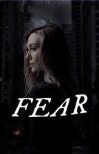 FEAR ▹ 30 DAY MARVEL CHALLENGE [✓] by -sebstan