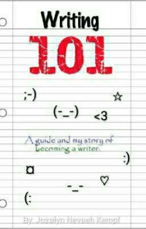 Writing 101 by XxJozzyxX