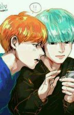 Normal ~ Yoonmin  by Helolopanda30