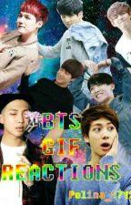 BTS GIF реакции by Polina_2712
