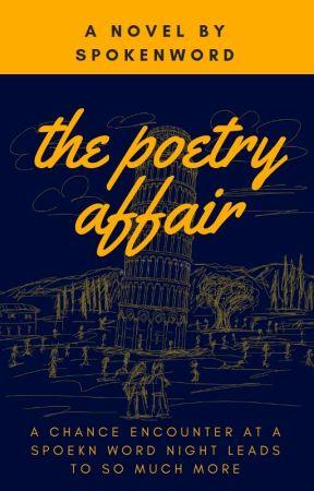 It's a Poetry Affair   (Black BoyxBoy) A modern day love story - VI
