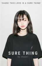 [bts] sure thing ✗ by Chustii