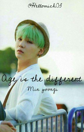 Age Is The Difference Yoongi Feliz Cumpleanos Suga Wattpad