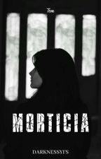 Morticia by DarknessYFS