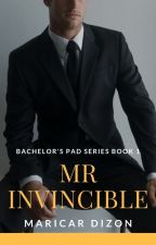 Bachelor's Pad series book 1: MR. INVINCIBLE by maricardizonwrites