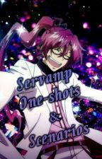 🌹Servamp One-shots & Scenarios [ Requests are Closed!]🌹 by mikalover23