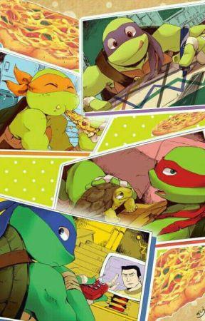 Rollplay de las tortugas ninjas[CANCELADA TEMPORALMENTE] by LaughingRosa