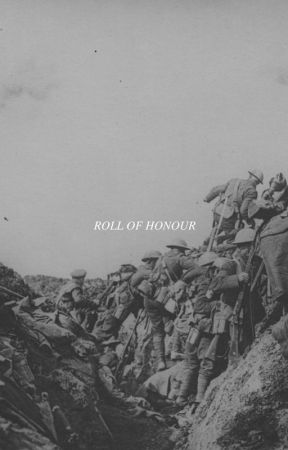 ROLL OF HONOUR by a11day