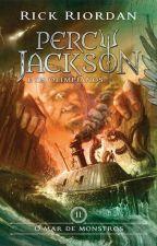 Romanos Lendo Percy Jackson e Heróis do Olimpo 2 by Mayramayra1337