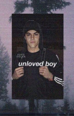 Unloved boy e.d.   by draco_dolan99