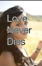 Love Never Dies by katycatcc