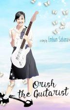 Orish the Guitarist by Embunsaba