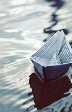 le bateau de papier by isaure2